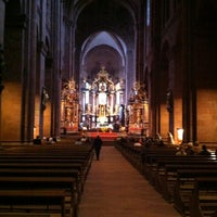 Photo taken at Dom St. Peter by Petra P. on 10/14/2012