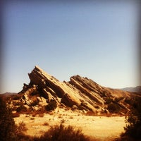 Photo taken at Vasquez Rocks Park by Chad N. on 9/19/2012