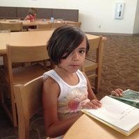 Photo taken at Ann Brock Library by Jennifer H. on 7/22/2013