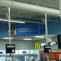 Photo taken at Walmart Supercenter by Kevin U. on 10/17/2012