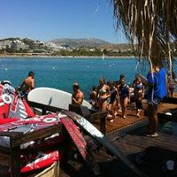 Photo taken at Vouliagmeni Water Ski & Wakeboard by Fotis A. on 5/25/2013