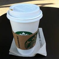 Photo taken at Starbucks by Jim M. on 9/19/2012