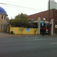 Photo taken at The Blue Dome District by Emily G. on 4/26/2013