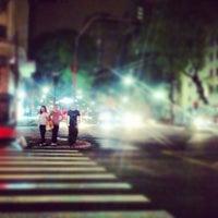 Photo taken at Avenida Rio Branco by Bruno F. on 11/9/2012