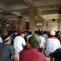Photo taken at Masjid Besar Al Huda by Dwi Hendro S. on 7/29/2016