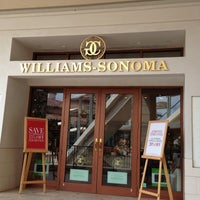 Photo taken at Williams-Sonoma by Patricia C. on 9/1/2013