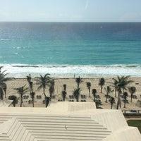 Photo taken at Barceló Tucancún Beach by Jorge P. on 8/11/2017