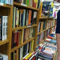Photo taken at Kinokuniya Bookstore by Andrea E. on 7/7/2013