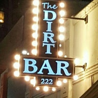 Photo taken at Dirt Bar by Mary Jane R. on 3/25/2016