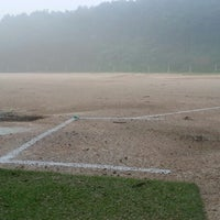 Photo taken at 자유로리그 구장 by Slevin C. on 7/26/2013