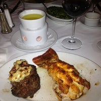 Photo taken at Ruth's Chris Steak House by Sam A. on 2/25/2013