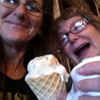 Photo taken at Scoops Old-Fashioned Ice Cream Store by Bonnie S. on 3/21/2014