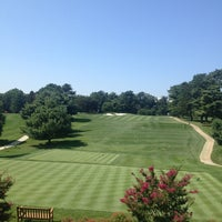 Photo taken at Army-Navy Country Club (FFX) by La'Mont B. on 8/26/2013