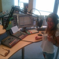 Photo taken at Star FM by Anete K. on 8/7/2014