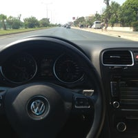 Photo taken at Alanya - Manavgat Yolu by Emrah D. on 8/14/2013