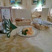 Photo taken at Штабной ресторан by Alexandr Z. on 3/19/2013