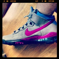 Photo taken at Nike Outlet Store by Larry on 5/25/2013