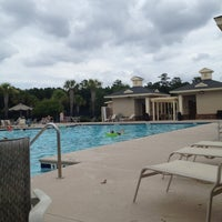 Photo taken at RiverTowne Country Club by Nancy S. on 7/19/2014
