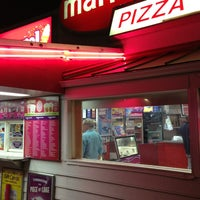 Photo taken at Mario's Pizza House by Ted E. on 6/6/2013