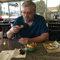 Photo taken at Bravo Burger by Claudia M. on 6/18/2016