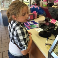 Photo taken at Baskin-Robbins by Claudia M. on 9/18/2016