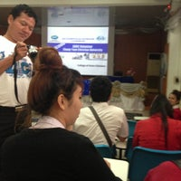 Photo taken at College of Asian Scholars by Porwornprach R. on 8/5/2013
