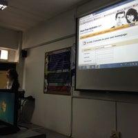 Photo taken at College of Asian Scholars by Porwornprach R. on 12/14/2013