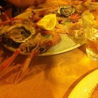 Foto scattata a ristorante novelli da Eni L. il 8/5/2013