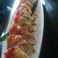 Photo taken at Harney Sushi by Matt B. on 1/25/2013