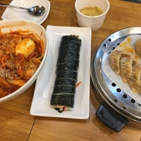 Photo taken at 까치네 분식 by Jaykay C. on 12/1/2016