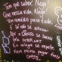 Photo taken at Urbe Café Bar by Valéria V. on 1/10/2013