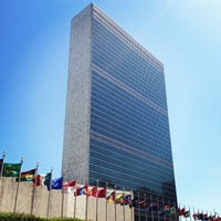 Photo taken at United Nations by Rodrigo L. on 5/2/2013