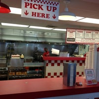 Photo taken at Five Guys by Nathan L. on 7/8/2013