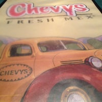 Photo taken at Chevys Fresh Mex by Rickie C. on 12/23/2013