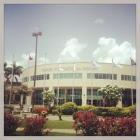 Photo taken at Piarco International Airport (POS) by Moose I. on 7/12/2013