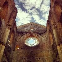 Foto scattata a Abbazia Di San Galgano da Pasquale S. il 12/8/2012