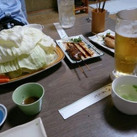 Photo taken at 焼鳥 とり常 by kenzrs200 on 6/19/2013