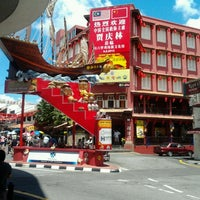 Photo taken at Jonker Walk / Street by Sheila J. on 2/12/2013