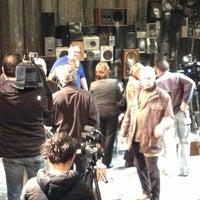Photo taken at LaMaMa ETC Studios by Carmen L. on 4/15/2013