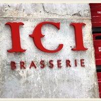 Foto tirada no(a) ICI Brasserie por Paulo F. em 2/10/2013
