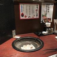 Photo taken at 牛角 新松戸店 by Gen on 12/5/2015