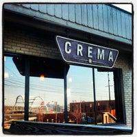 Photo taken at CREMA by Denise M. on 10/22/2012
