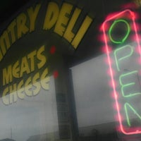 Photo taken at Country Deli by Andrew A. on 7/25/2013