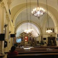 Photo taken at Santuario de San Antonio Parish by Jr L. on 8/28/2013