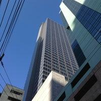 Photo taken at PBCom Tower by Jr L. on 2/12/2013