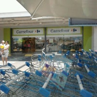 Photo taken at Carrefour by Geovany S. on 9/18/2012