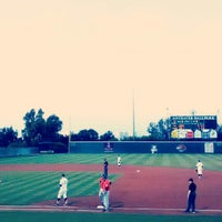 Photo taken at Anteater Ballpark - Cicerone Field by Jerrin T. on 5/17/2014
