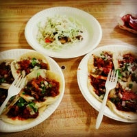 Photo taken at Taco Boy by Jerrin T. on 4/2/2014