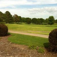 Photo taken at Oak Glen Golf Course by Sarah S. on 7/14/2013