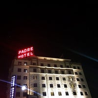 Photo taken at Padre Hotel by Don M. on 4/27/2014